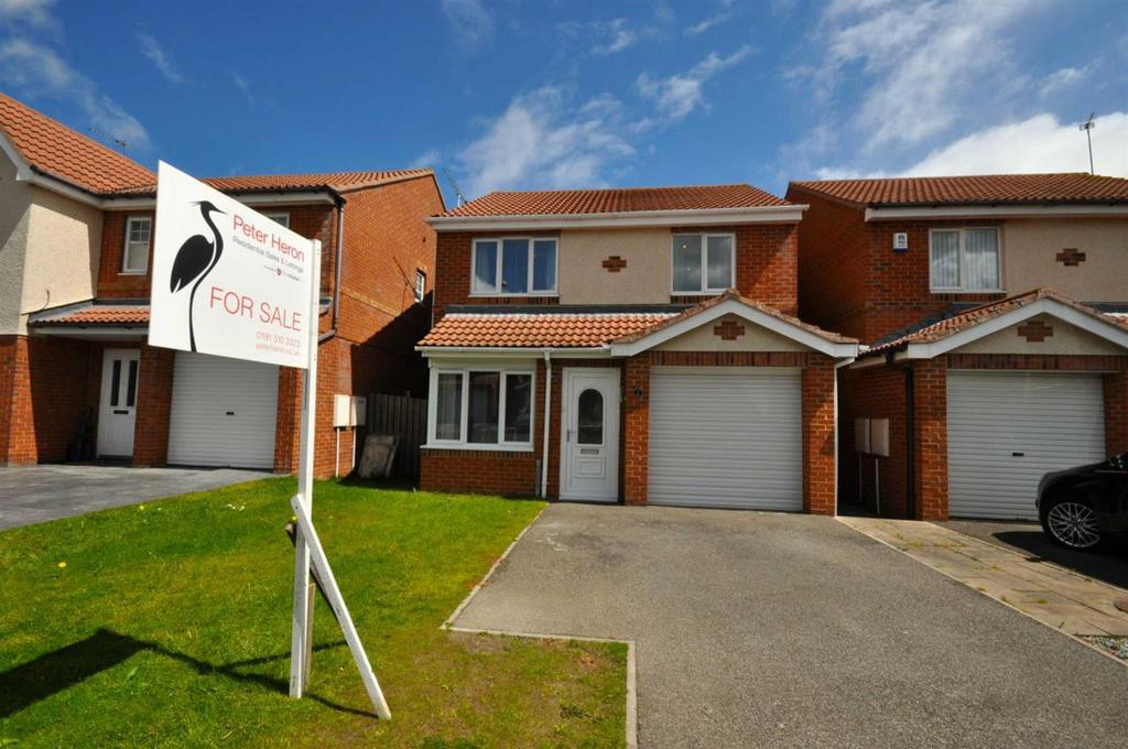 3 Bedrooms Detached House for sale in Lanark Close, The Broadway, Sunderland
