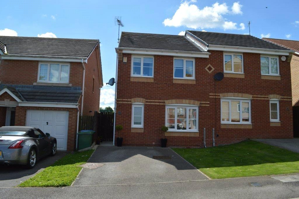 3 Bedrooms Semi Detached House for sale in Fairfield Grove, Murton, Co Durham, SR7