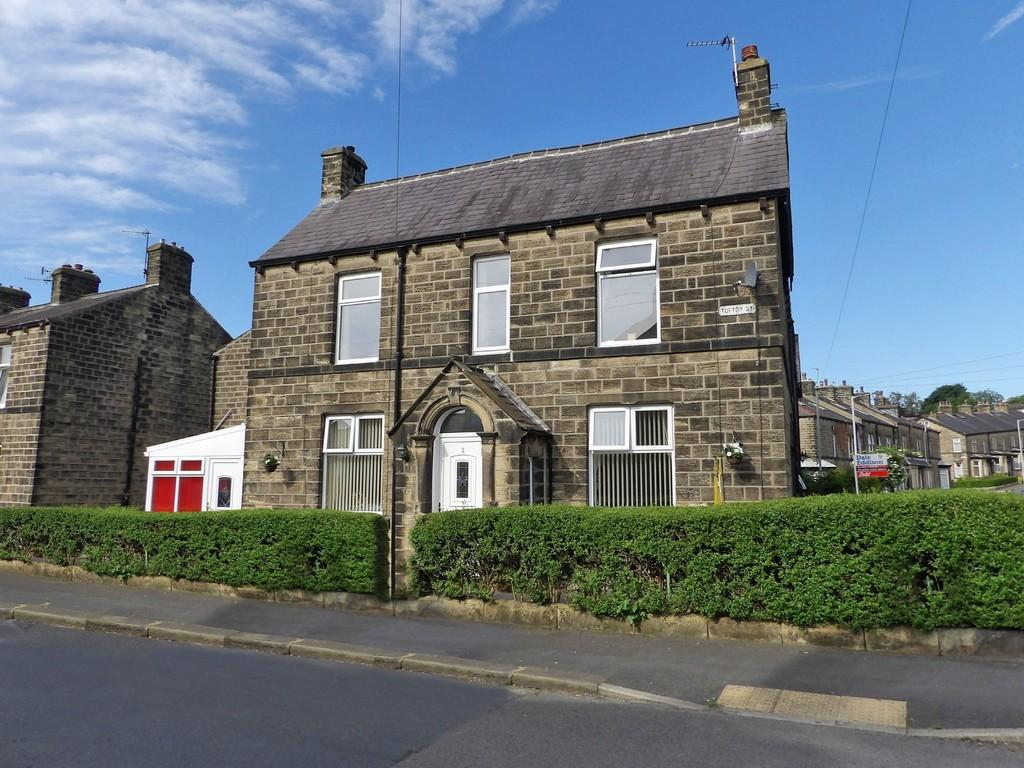 3 Bedrooms End Of Terrace House for sale in Tufton Street, Silsden