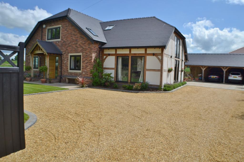 5 Bedrooms Detached House for sale in Chelford Road, Somerford, Congleton