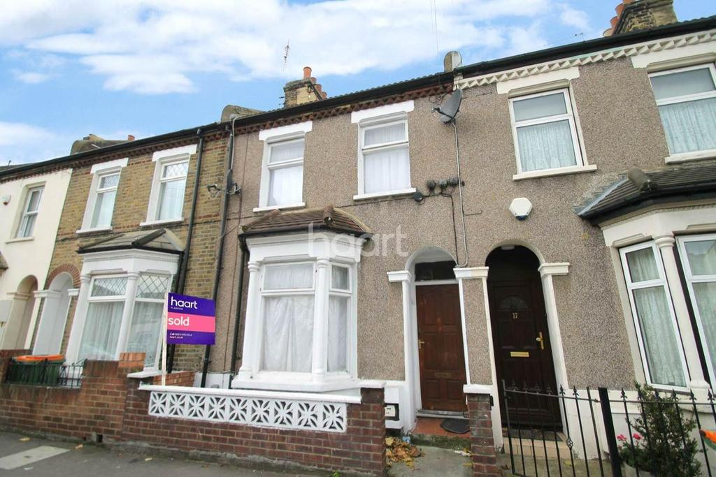 3 Bedrooms Terraced House for sale in Ohio Road, Plaistow