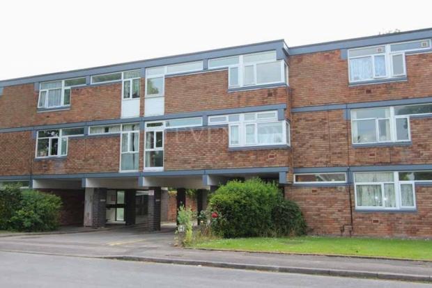 2 Bedrooms Apartment Flat for sale in Newbridge Crescent Newbridge Wolverhampton
