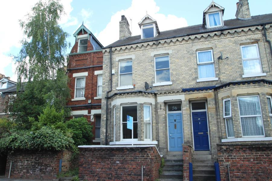 3 Bedrooms Terraced House for sale in NUNNERY LANE, YORK, YO23 1AJ