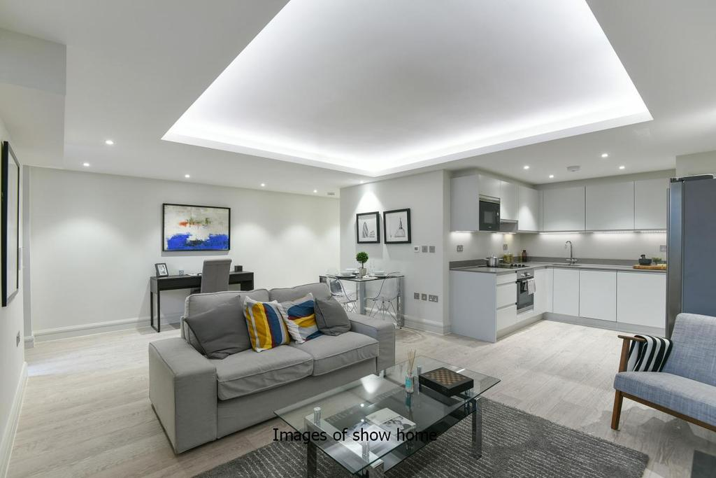 2 Bedrooms Flat for sale in Chesterfield Grove, East Dulwich, SE22
