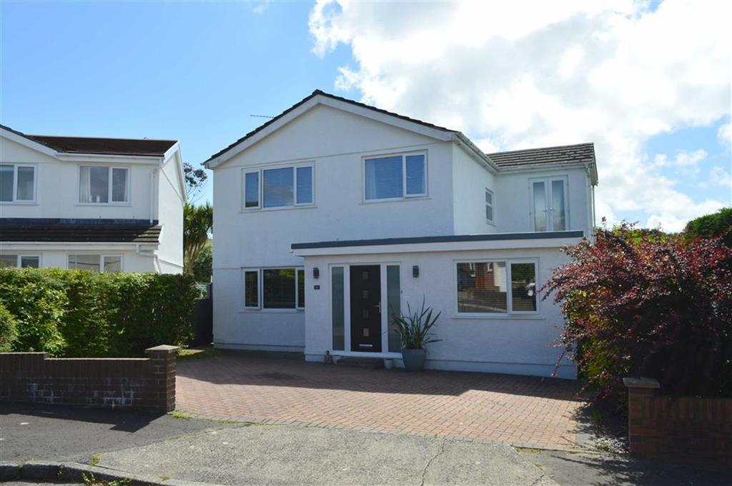 4 Bedrooms Detached House for sale in Millands Close, Newton, Swansea