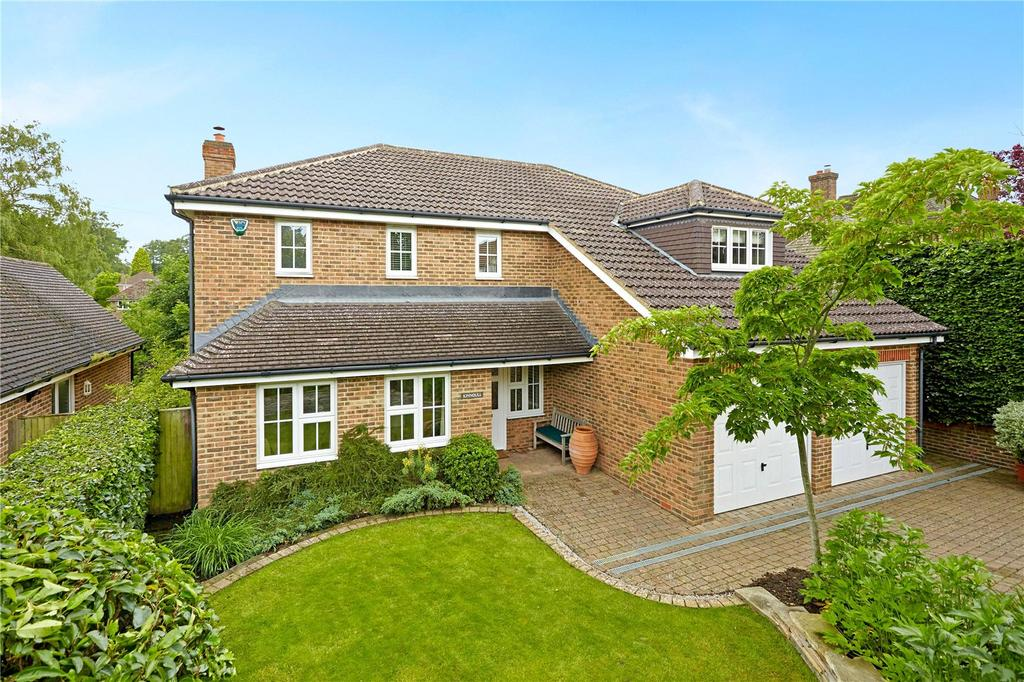 5 Bedrooms Detached House for sale in The Rise, Sevenoaks, Kent, TN13
