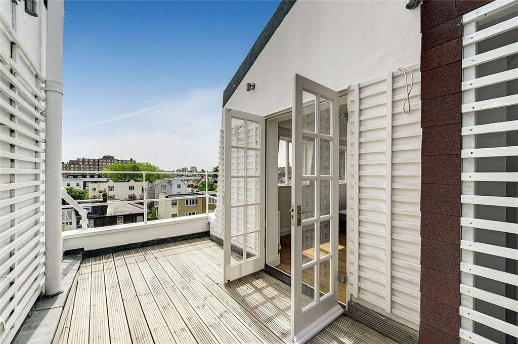 2 Bedrooms Penthouse Flat for sale in Abercorn Place, St John's Wood, London, NW8