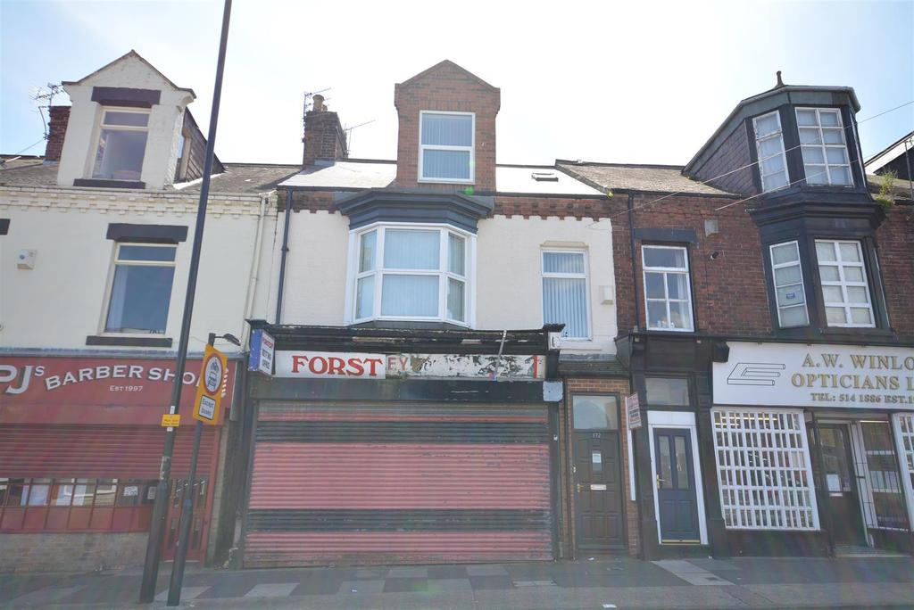 6 Bedrooms Maisonette Flat for sale in Roker Avenue, Roker, Sunderland