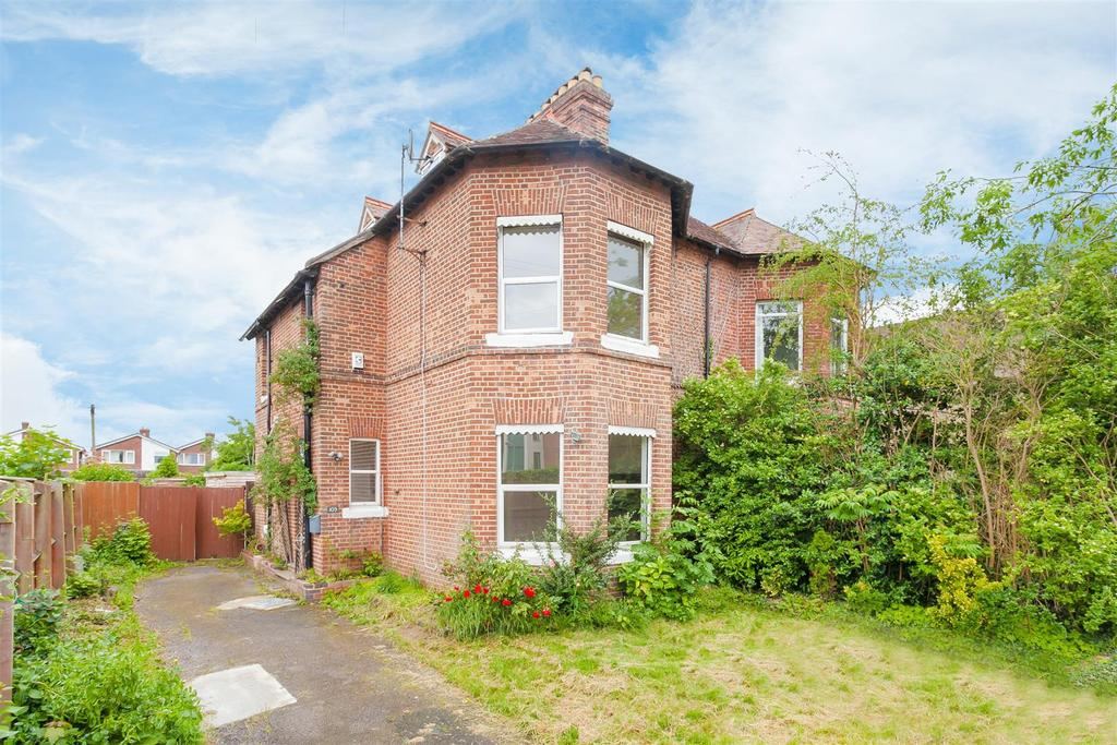 4 Bedrooms Semi Detached House for sale in Crescent Road, Temple Cowley