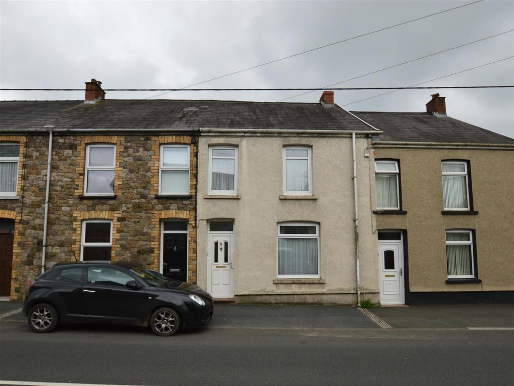 3 Bedrooms Terraced House for sale in Ammanford Road, Llandybie, Ammanford