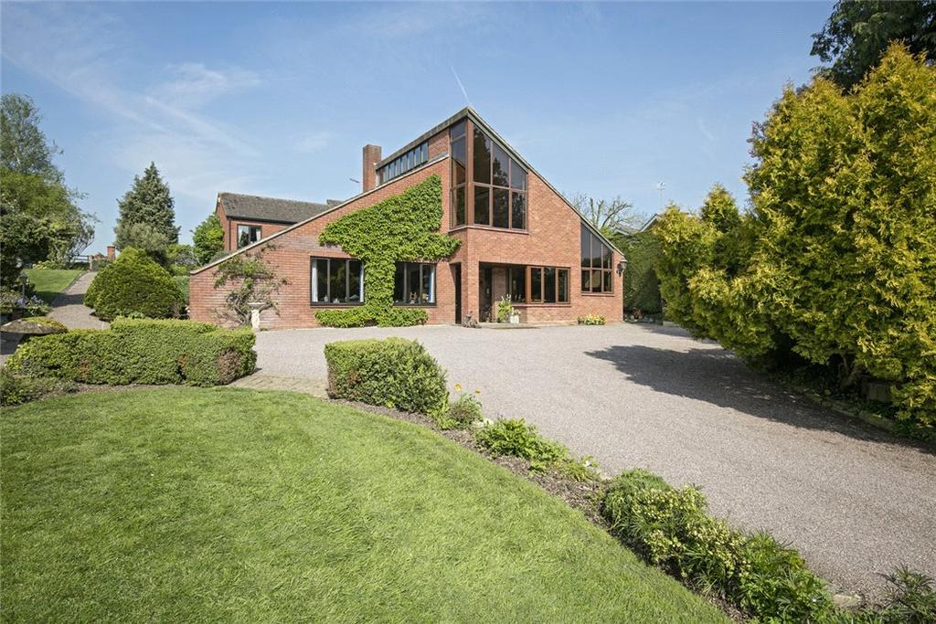 4 Bedrooms Detached House for sale in Dove House Lane, Temple Grafton, Alcester, Warwickshire, B49