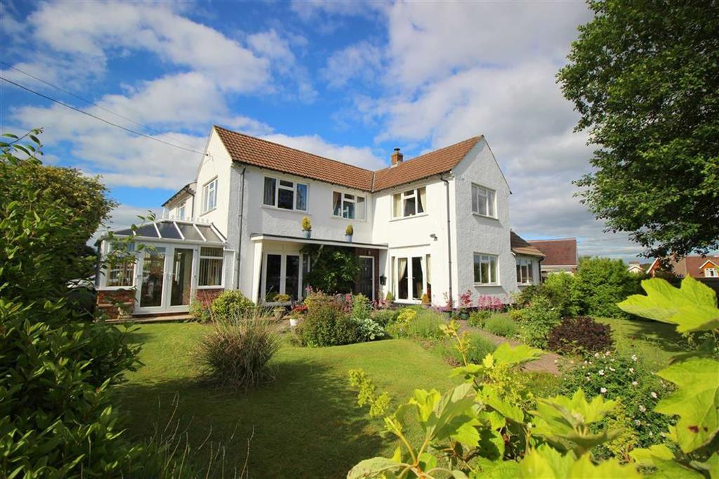 5 Bedrooms Detached House for sale in Grove Crescent, Coleford, Gloucestershire