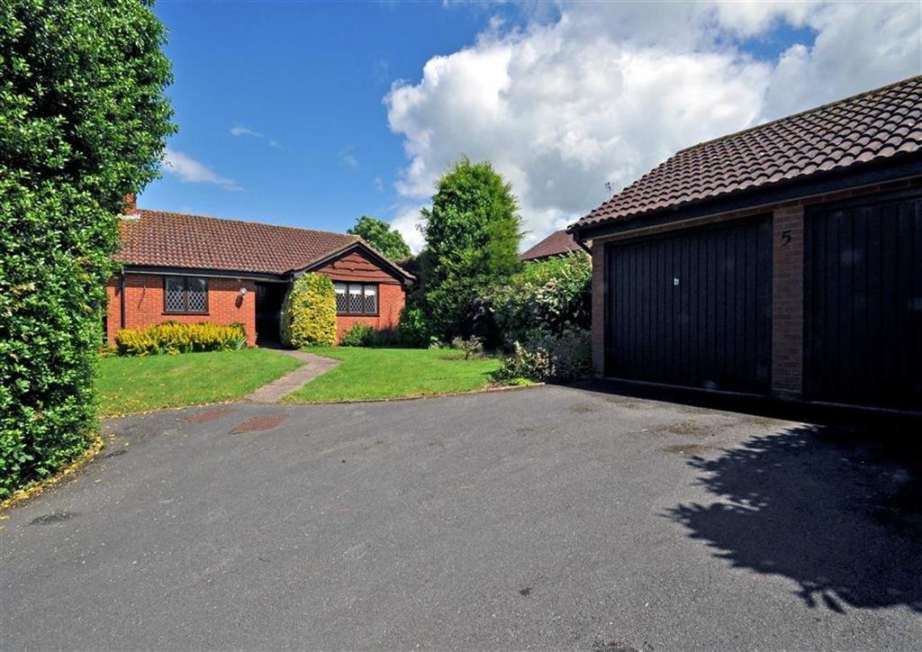 2 Bedrooms Detached Bungalow for sale in 5, The Glebelands, Bobbington, Stourbridge, West Midlands, DY7