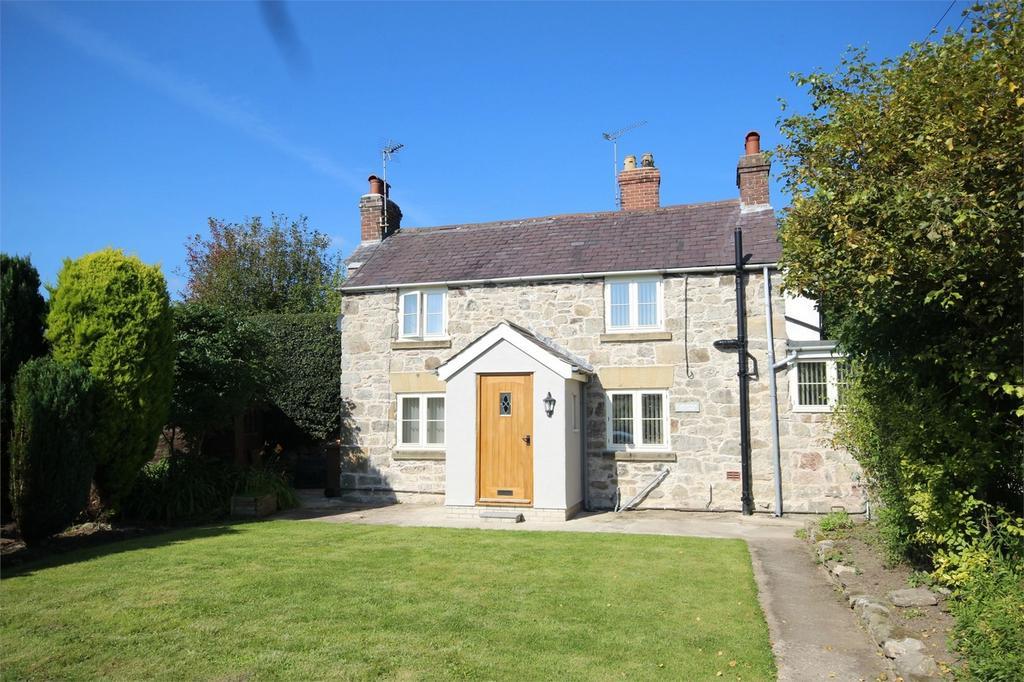 1 Bedroom Detached House for sale in Cae Rhug Lane, Gwernaffield, Flintshire