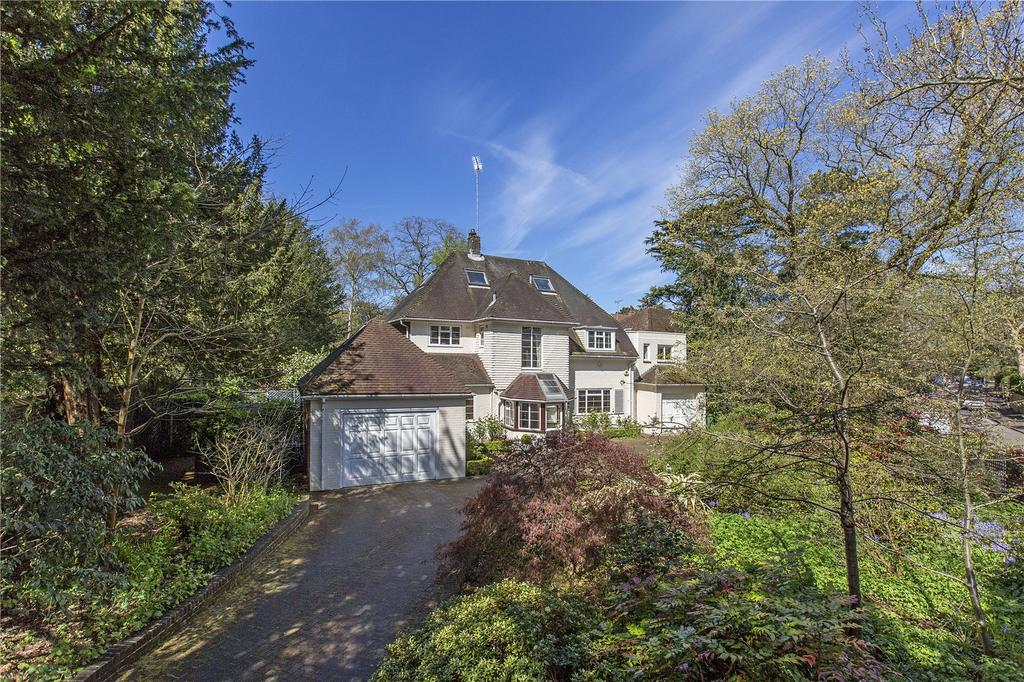 4 Bedrooms Detached House for sale in Fife Road, East Sheen, London, SW14