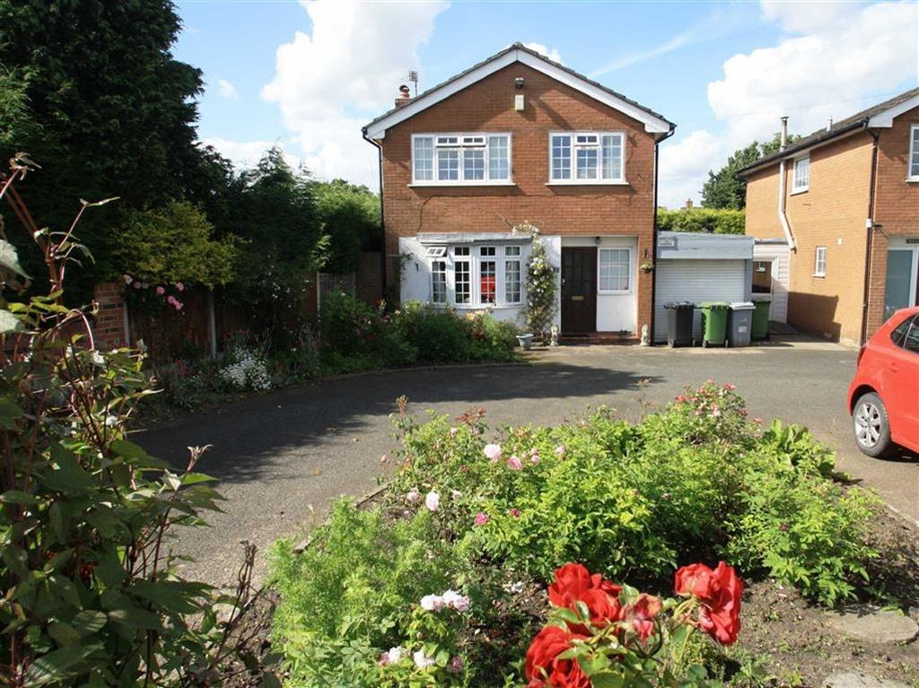 4 Bedrooms Detached House for sale in Dean Row Road, Wilmslow
