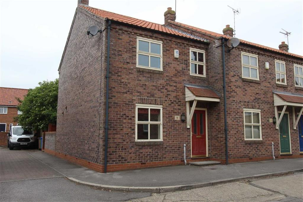 3 Bedrooms End Of Terrace House for sale in Stepney Grove, Bridlington, East Yorkshire, YO16