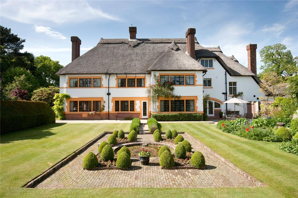 5 Bedrooms Detached House for sale in Merley Park Road, Ashington, Wimborne, Dorset, BH21