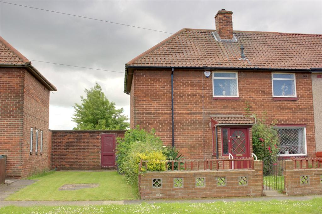3 Bedrooms Semi Detached House for sale in Inglewood Close, Thorntree