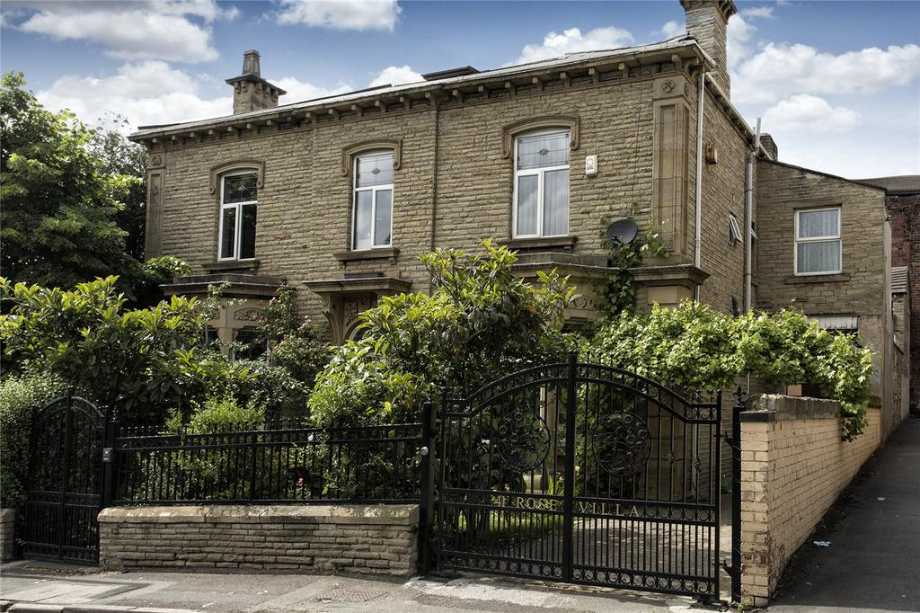 6 Bedrooms Detached House for sale in Cemetery Road, Heckmondwike, West Yorkshire, WF16