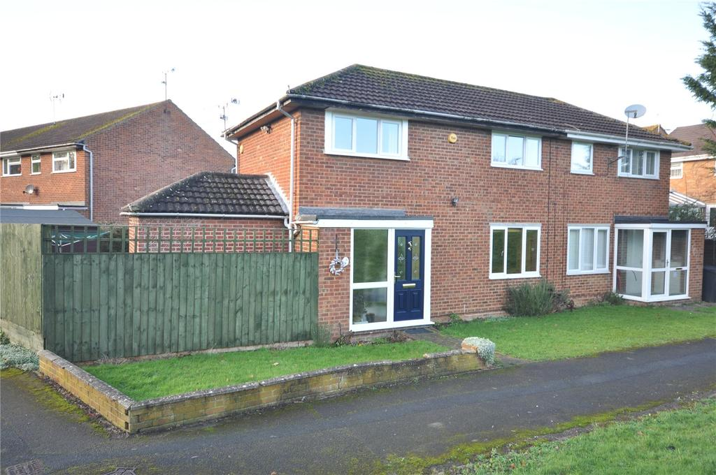 3 Bedrooms Semi Detached House for sale in Tattershall, Toothill, Swindon, Wiltshire, SN5