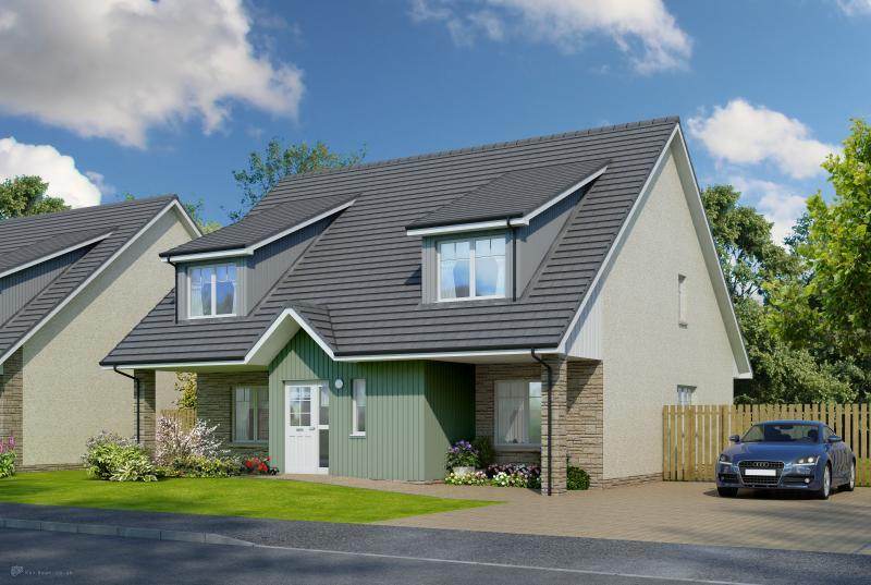5 Bedrooms House for sale in The Vorlich At The Views, Saline, Dunfermline, Fife