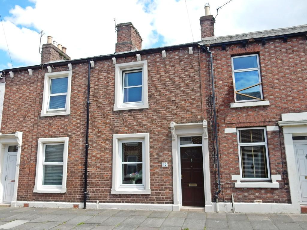 2 Bedrooms Terraced House for sale in Cumberland Street, Carlisle