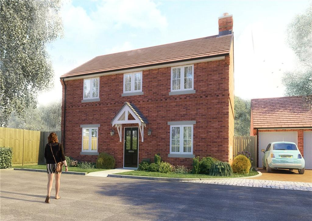 4 Bedrooms Detached House for sale in Plot 6 - Salcey Pines, Bailey Brooks Lane, Roade, Northamptonshire, NN7