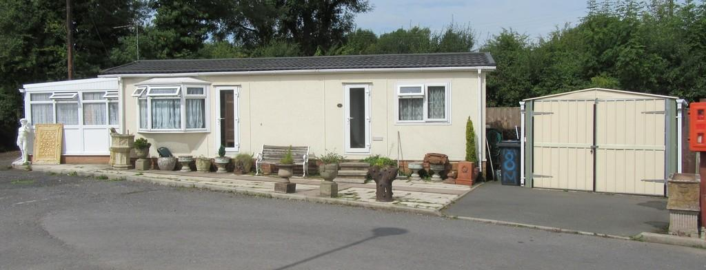 1 Bedroom Park Home Mobile Home for sale in Moorlands Park, Ashby Road, Sinope