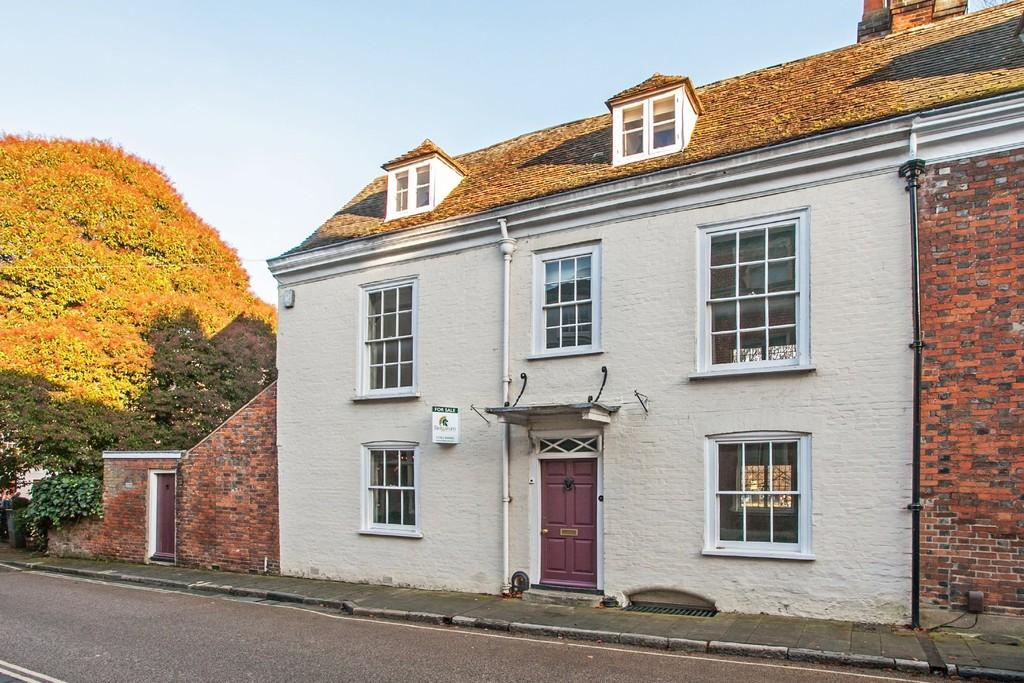 3 Bedrooms Town House for sale in Great Minster Street, Winchester, SO23