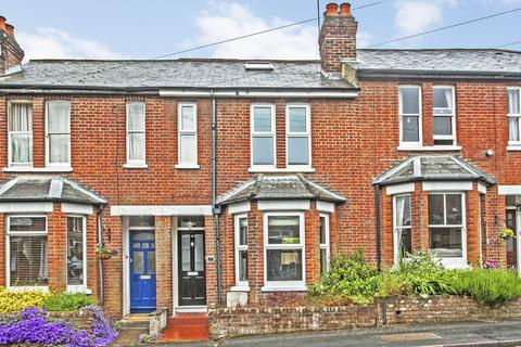 3 bedroom terraced house to rent - Brassey Road, Winchester, SO22