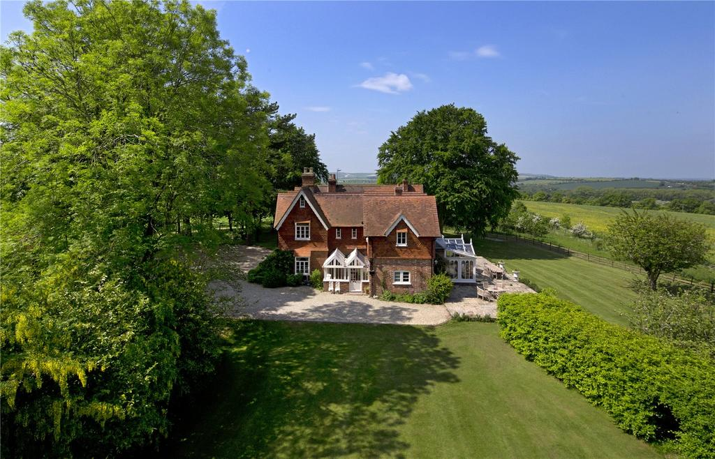 7 Bedrooms Equestrian Facility Character Property for sale in Chain Hill, Wantage, Oxfordshire, OX12