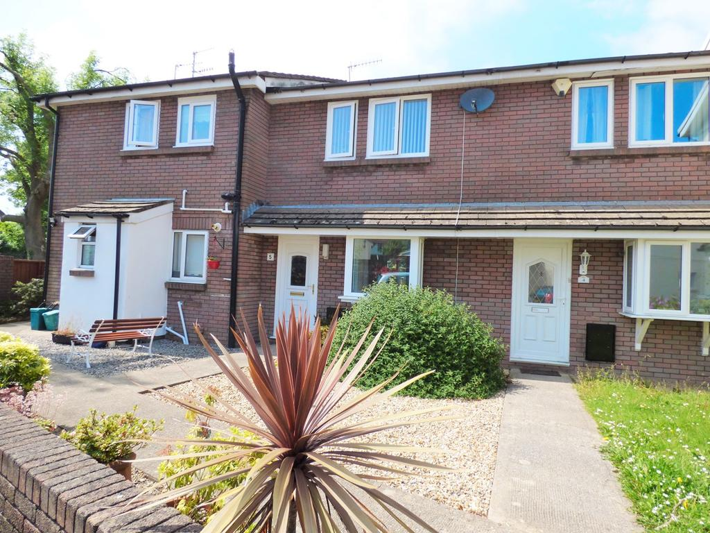 3 Bedrooms Terraced House for sale in St Teilos Court, Bishopston, Swansea, SA3