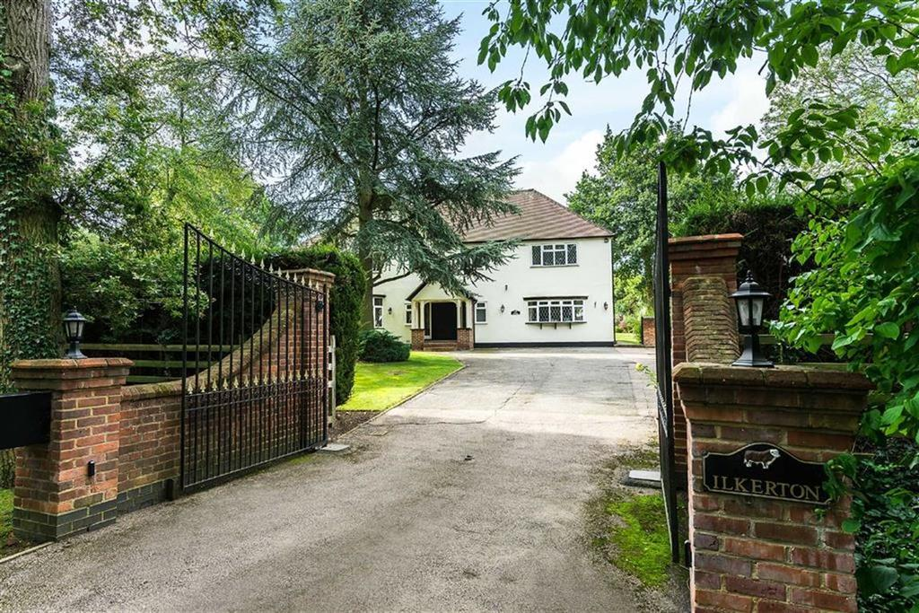 6 Bedrooms Detached House for sale in Bulls Lane, Brookmans Park, Hertfordshire