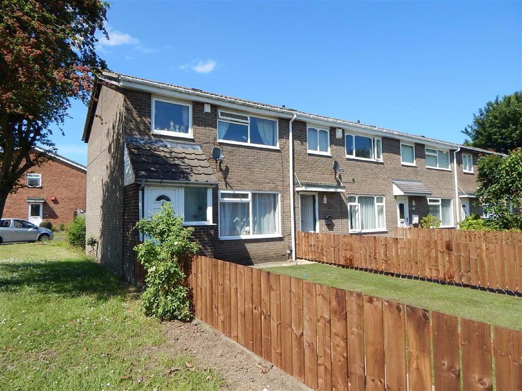 3 Bedrooms Terraced House for sale in Ashburn Road, Hadrian Park, Wallsend, NE28