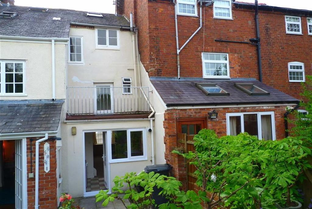 2 Bedrooms Terraced House for sale in Upper Church Street, Oswestry, SY11