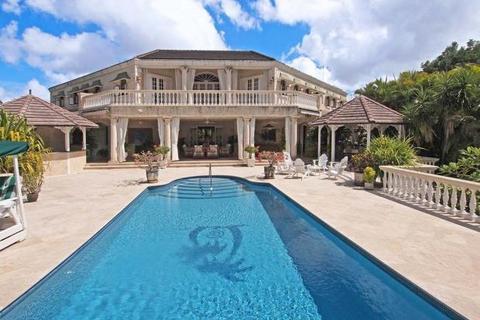 11 bedroom detached house  - Sandy Lane Ariena, St James, Barbados