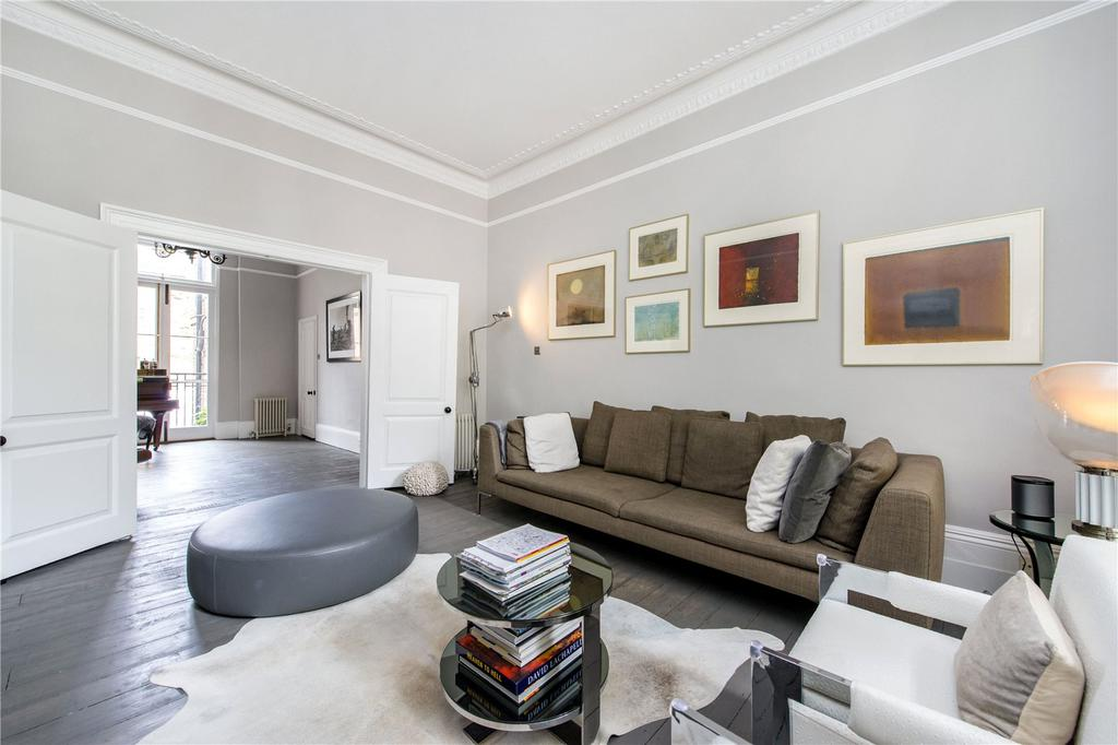 3 Bedrooms Flat for sale in Westbourne Park Road, Notting Hill, London