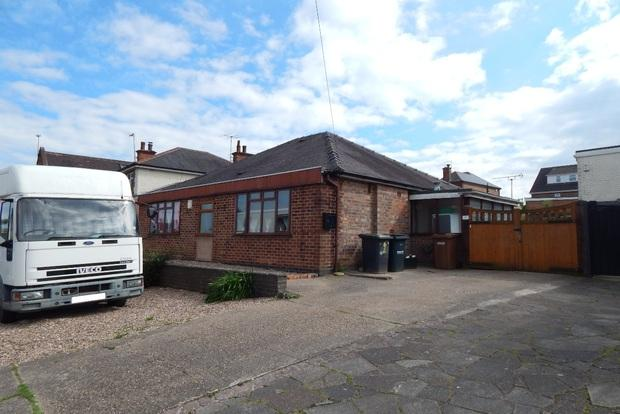 4 Bedrooms Bungalow for sale in Westdale Lane, Carlton, Nottingham, NG4