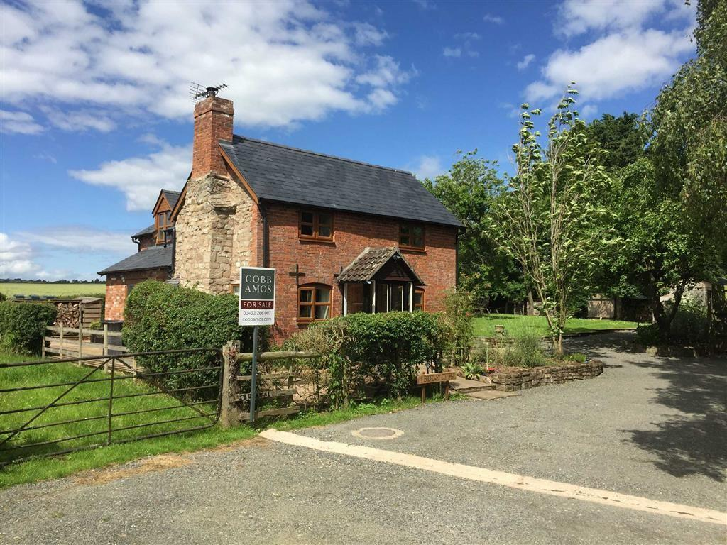 3 Bedrooms Detached House for sale in OCLE PYCHARD, Ocle Pychard Hereford, Herefordshire