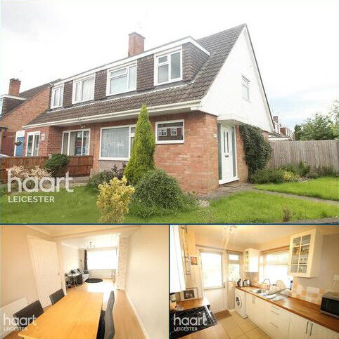 3 bedroom semi-detached house to rent - Packer Avenue, Leicester Forest East