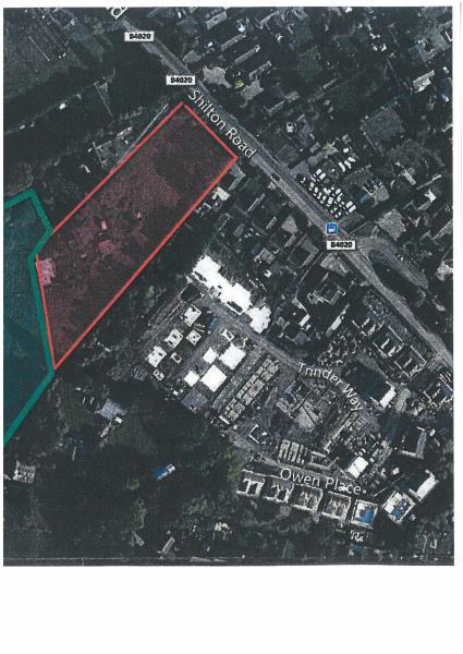 Land Commercial for sale in Land At Brookland Nurseries, 47 Shilton Road, Carterton, Oxon