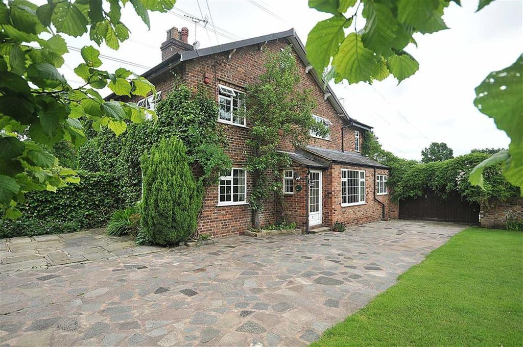4 Bedrooms Semi Detached House for sale in Paddock Hill, Mobberley