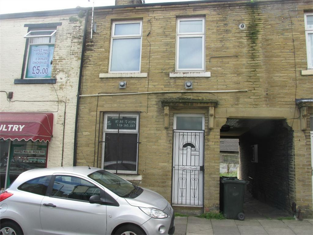 2 Bedrooms Terraced House for sale in Willow Street, Girlington, BRADFORD, West Yorkshire