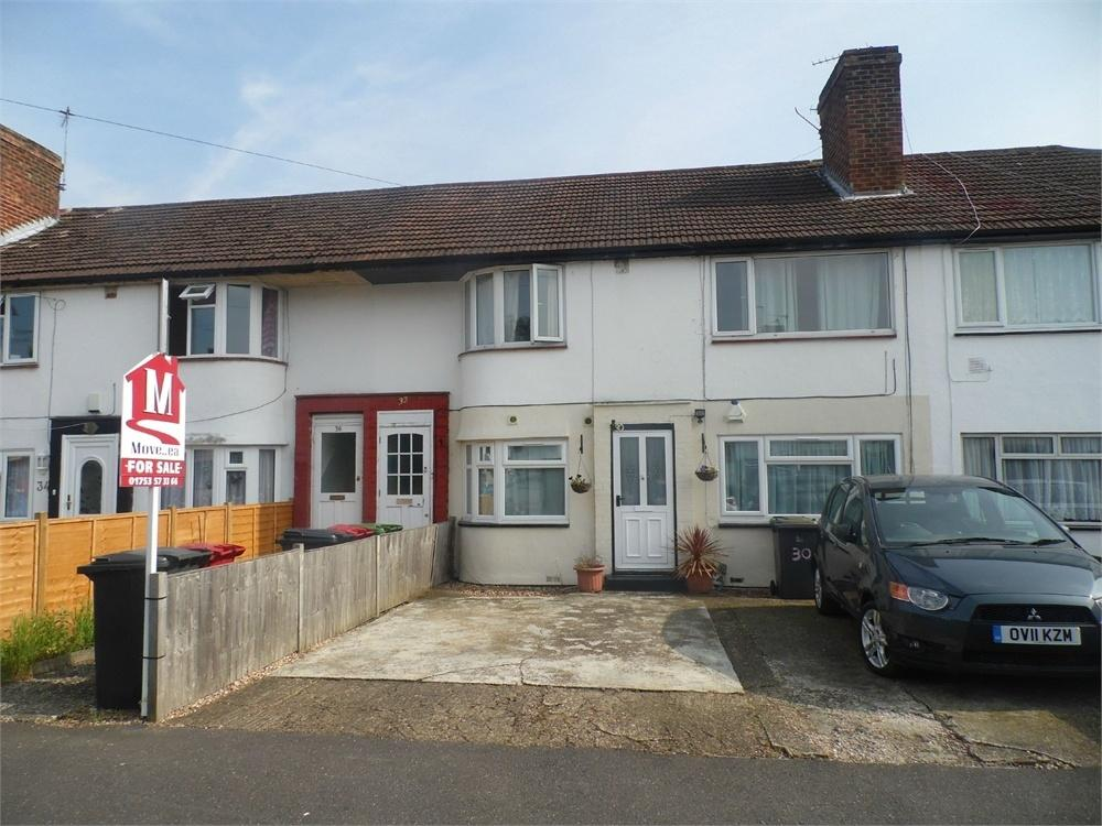 2 Bedrooms Flat for sale in Cornwall Abenue, Slough