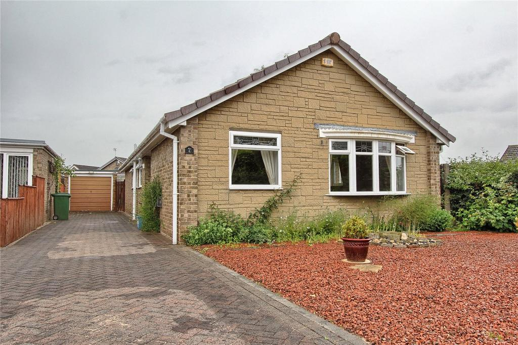 3 Bedrooms Detached Bungalow for sale in Tollerton Close, Whitehouse Farm