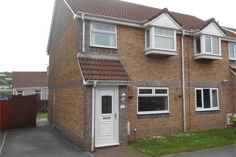 3 bedroom semi-detached house to rent - Stepney Mews, Cwmbwrla, Swansea, SA5 8BL
