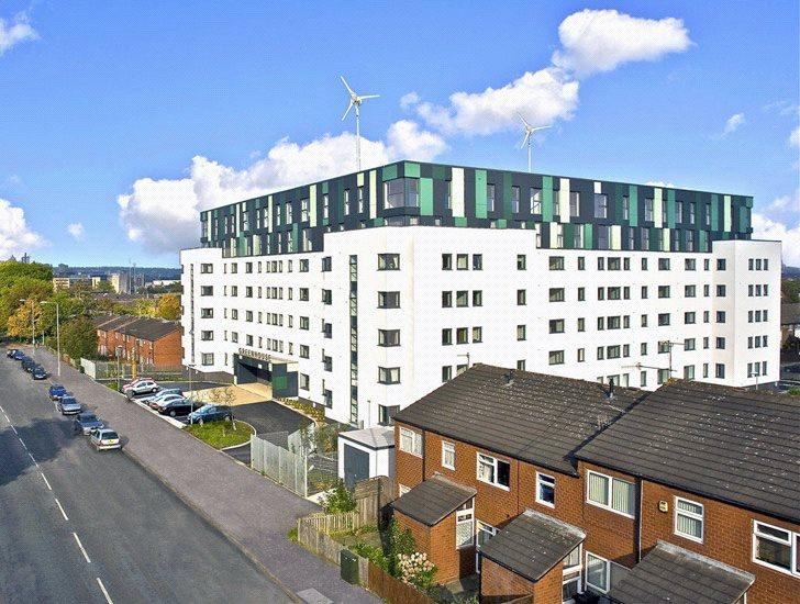 1 Bedroom Apartment Flat for sale in Greenhouse, Beeston Road, Leeds, West Yorkshire