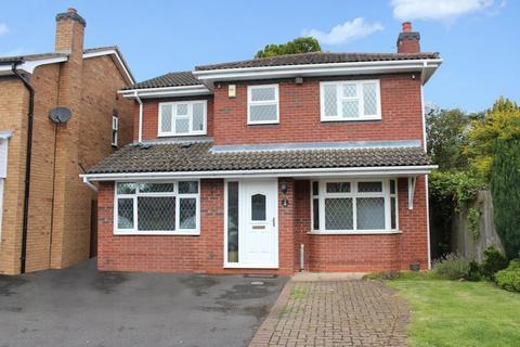 4 bedroom detached house to rent - Glendon Way, Dorridge