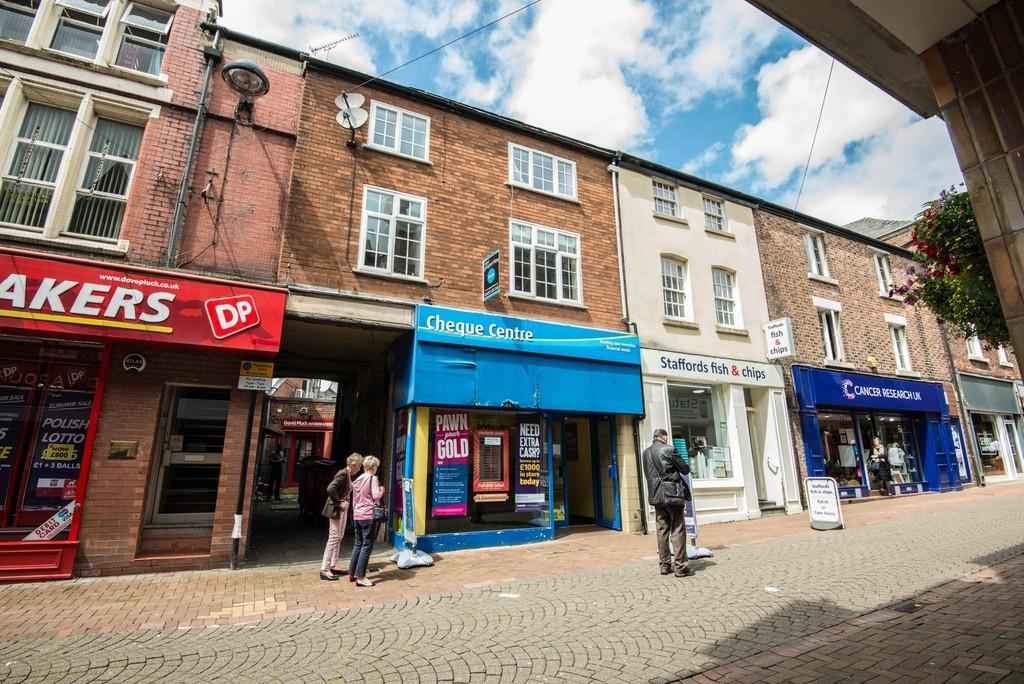 5 Bedrooms Apartment Flat for sale in Burscough Street, Ormskirk